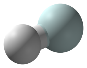 Helium hydride ion - Image: Helium hydride cation 3D balls