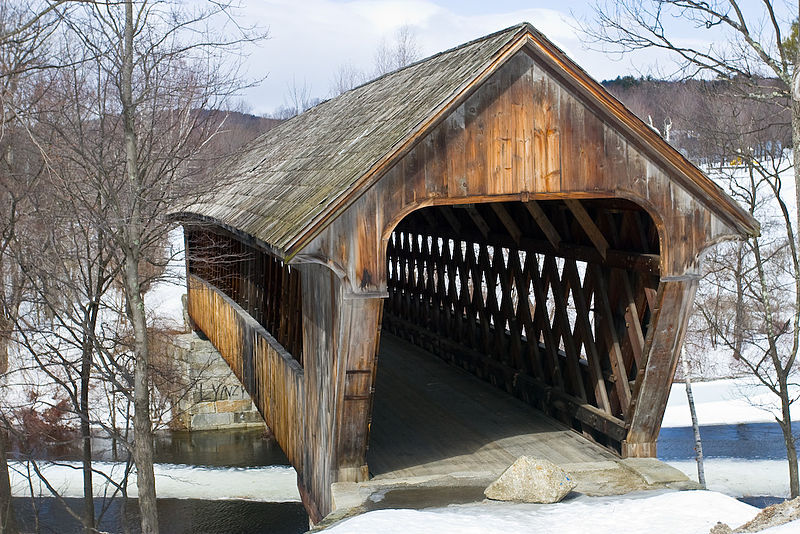 File:Henniker Bridge, New Hampshire.jpg
