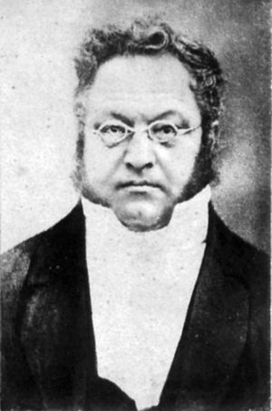 Henri Druey - Photograph of Druey in later life in 1850