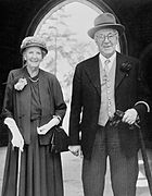 Henry Dale and wife