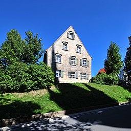 Lange Gasse in Heroldsberg