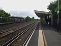 Hersham station look west3.JPG