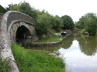 High Lane village in United Kingdom