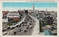 High Level Bridge and Skyline, Cleveland, Ohio (40903892191).jpg