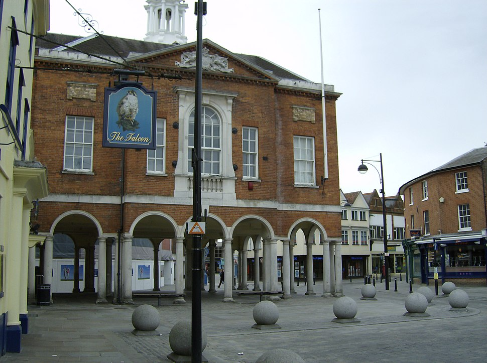 High Wycombe Guildhall 2