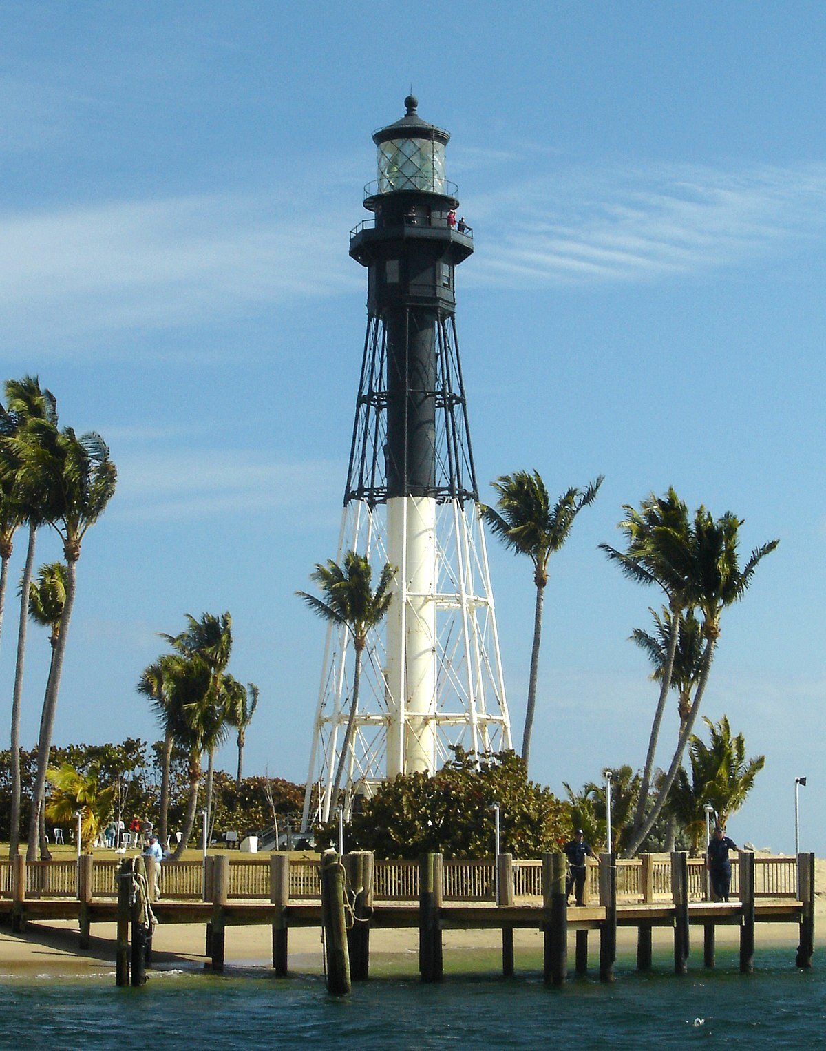 Hillsboro Inlet Light - Wikipedia