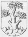 Hindsted Herreds våben 1648.png