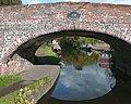 Hinksford Bridge No 38, near Swindon, Staffordshire - geograph.org.uk - 1022856.jpg