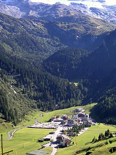 Tux, Tyrol Place in Tyrol, Austria