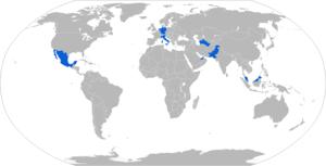 Hitrole - Map with Hitrole operators in blue