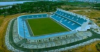 V.League 1 - Image: Hoa Xuan Stadium