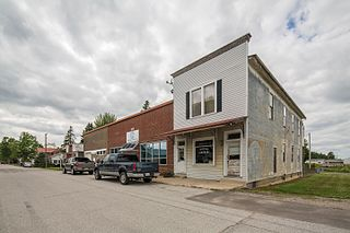 Hoagland, Indiana Census-designated place in Indiana, United States