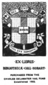 Hobart College bookplate.png