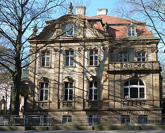 Hochschule für Musik, Theater und Medien Hannover - Villa Seligmann