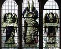 Holy Cross, Ferrymead Gardens, Greenford Magna - Window - geograph.org.uk - 1101712.jpg