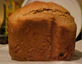 Home Bread Machine Finished Product (2658761052).jpg