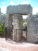 Homestead FL Coral Castle revolve gate01.jpg