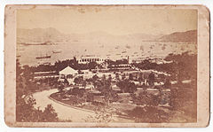 Hong Kong CDV-View looking down on the Harbour by W.P. Floyd.JPG