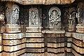 Horizontal frieze treatment in Lakshminarasimha temple at Haranhalli.jpg