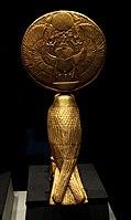 Horus au disque solaire Nebkepruré C.jpg