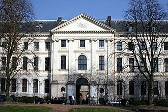 IAE Lille - IAE de Lille - main entrance