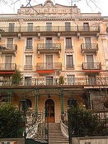 Hotel Beau Site Saint Pierre De Chartreuse