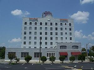 Marion Hotel (Ocala, Florida) - Image: Hotelmarionocala 1