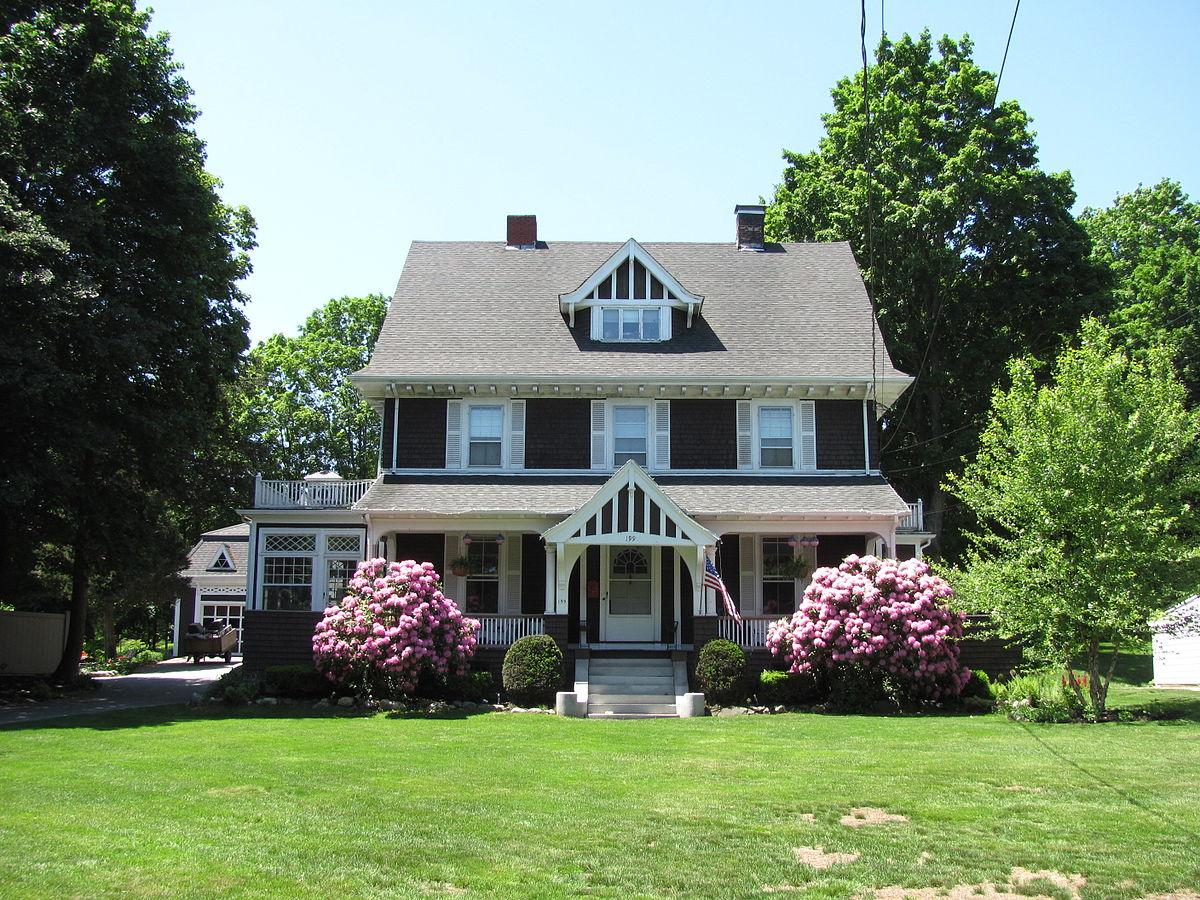 house at 199 summer avenue wikipedia. Black Bedroom Furniture Sets. Home Design Ideas
