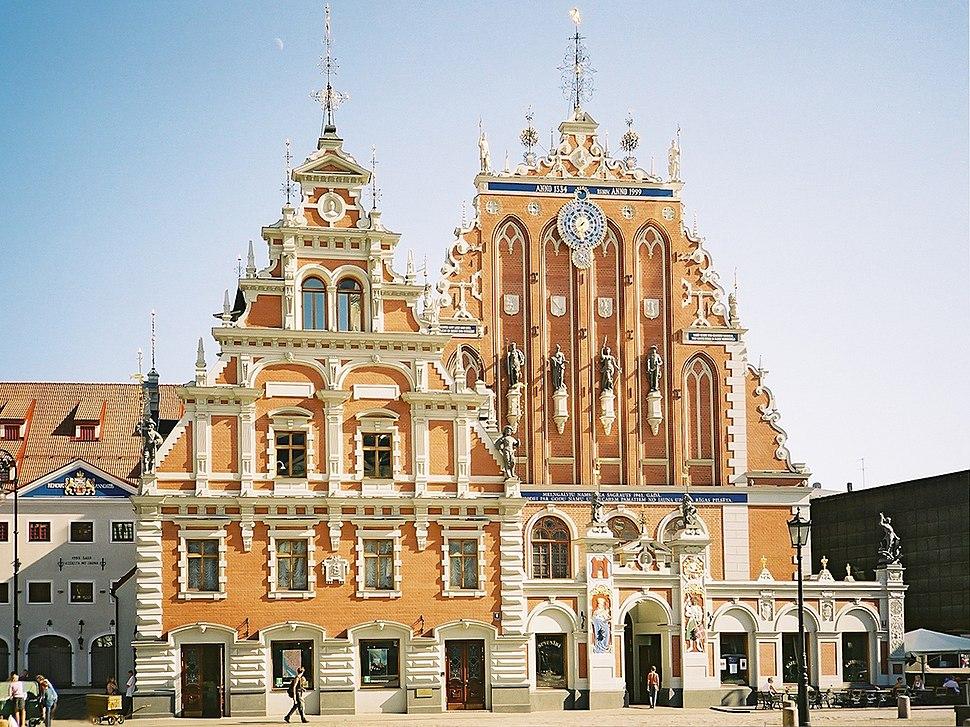 House of Blackheads - Riga