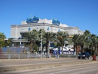 Downtown Aquarium, Houston - Image: Houston, Downtown Aquarium 2012