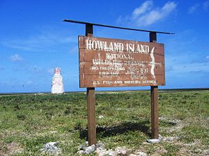 Howland sign