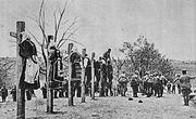 Hromadná poprava srbského obyvatelstva