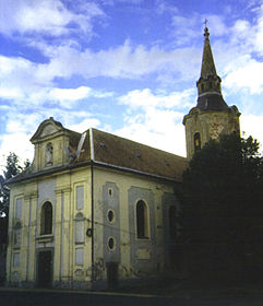Hroznetin-Lichtenstadt CZ SS Peter and Paul church.jpg