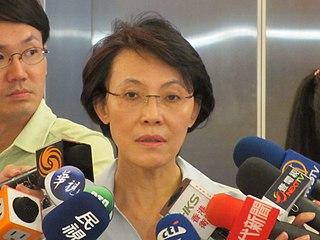 Huang Chao-shun Taiwanese politician