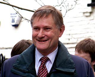Hugh Bayley British politician