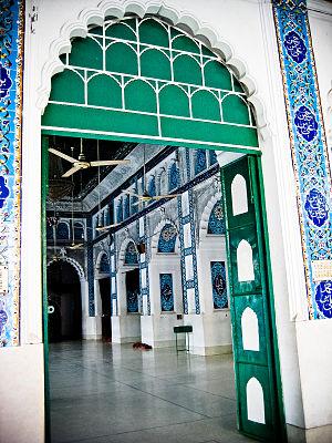 Hussaini Dalan - Entrance to Hussaini Dalan