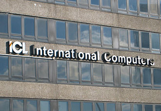 International Computers Limited - Former ICL offices at Amsinckstraße 45, Hamburg, Germany. In 2013 the building was converted into a hotel.