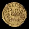 INC-2036-r Ауреус. Септимий Север. Ок. 202—210 гг. (реверс).png
