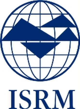 International Society for Rock Mechanics - ISRM Logo