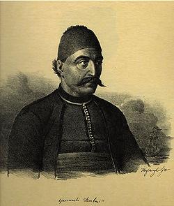 Ο ναύαρχος Ιάκωβος Τομπάζης