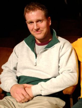 Ian Roberts (American actor) - Roberts in 2009