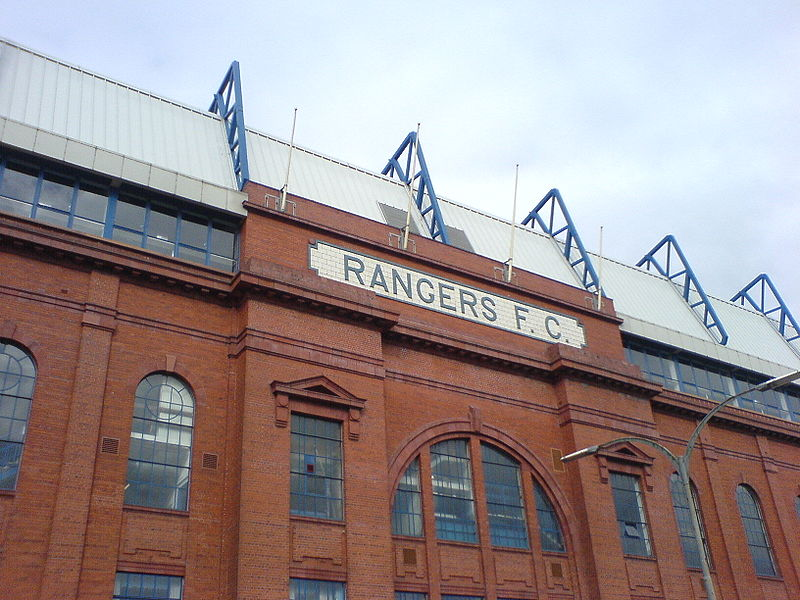 Bill Struth Main Stand