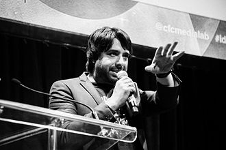 Jian Ghomeshi - Ghomeshi hosted a Canadian Film Centre event on May 8, 2014.