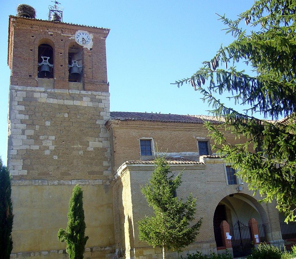 Iglesia de Revenga de Campos