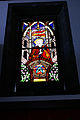 Igreja da Santa Casa da Misericórdia, vitral, Santa Cruz da Graciosa, ilha Graciosa, Açores, Portugal.JPG