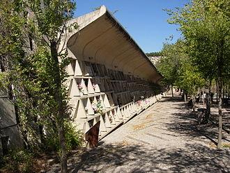 Enric Miralles - Igualada Cemetery