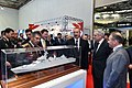 Ilham Aliyev viewed 3rd Azerbaijan International Defense Exhibition ADEX 2018 30.jpg