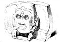Illustrirte Zeitung (1843) 07 008 4 Kopf eines Götzenbildes von Copan.PNG