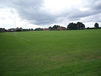 Seghill - Seghill Welfare Field