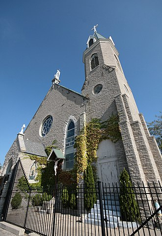 Immaculata Church - Image: Immaculate Conception Church